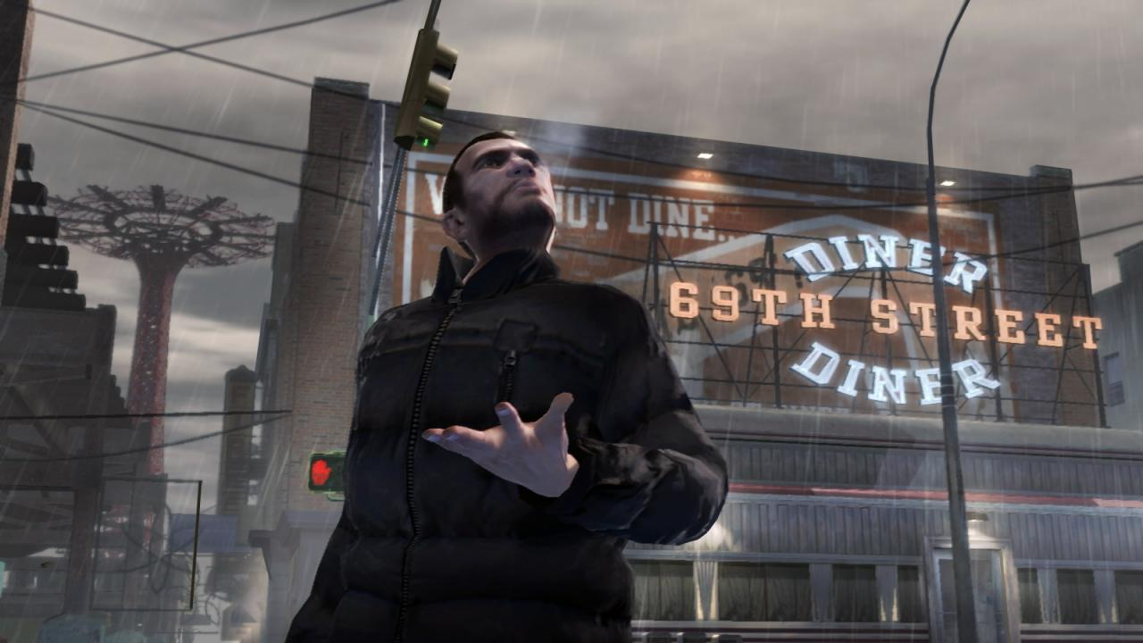 [20/08/08] <b>GTA 4 for PC</b>: the first real screenshots