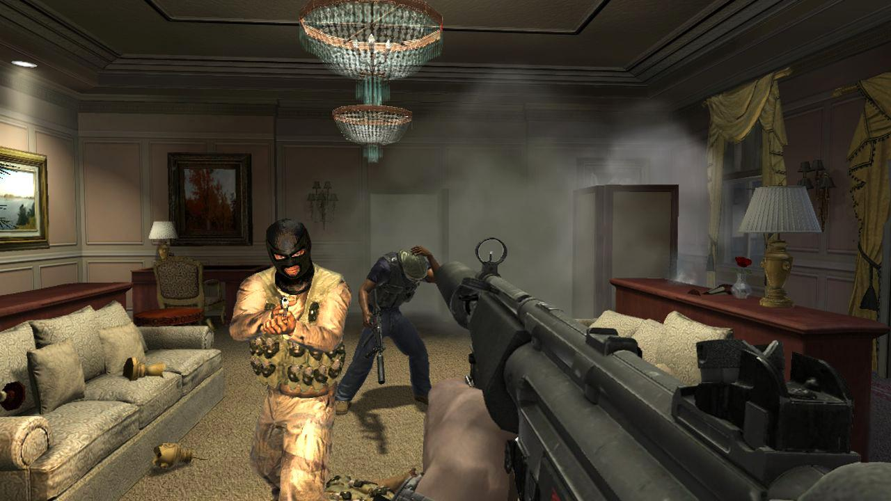 [20/08/08] Neuer Screenshot aus <b>James Bond: Quantum of Solace</b> (Bild: Activision)