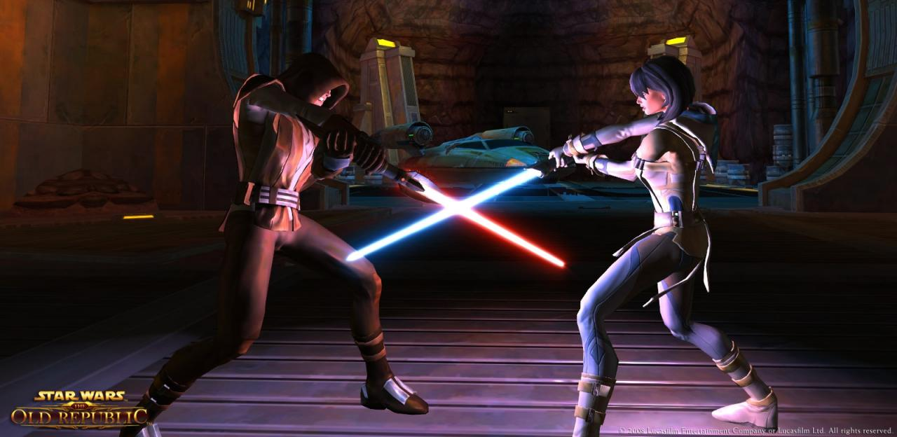 [28/11/08] Star Wars: The Old Republic: neue Screenshots (1)
