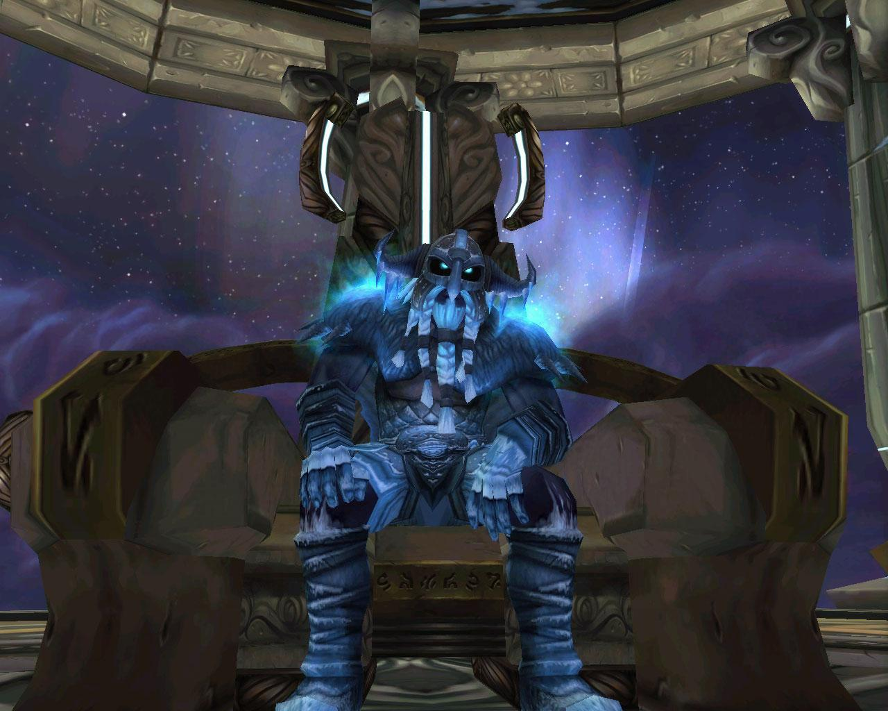 [15/11/08] World of Warcraft: Wrath of the Lich King (Picture: PCGH)