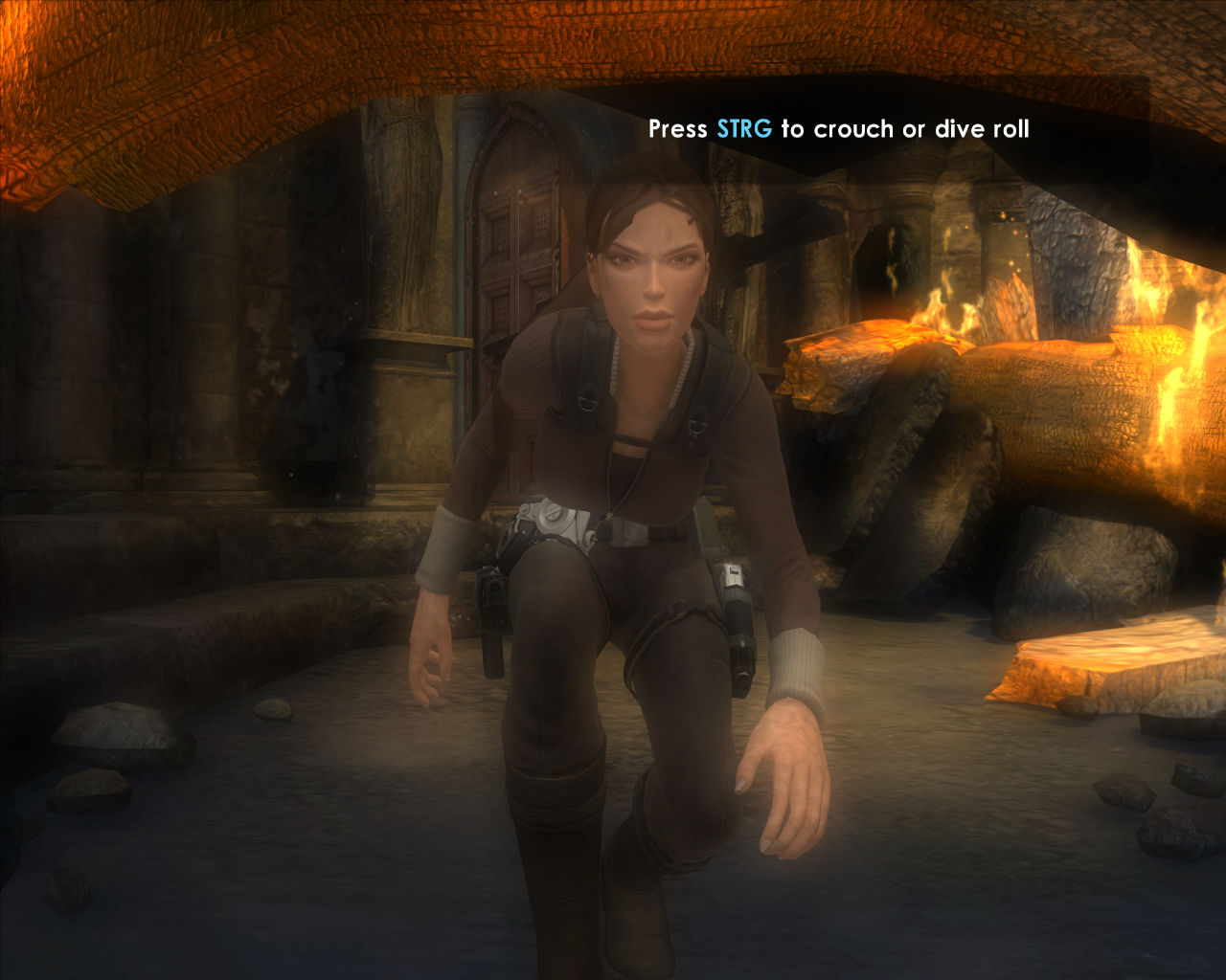 [21/11/08] Tomb Raider: Underworld - Screenshots of the retail version (picture: PCGH)