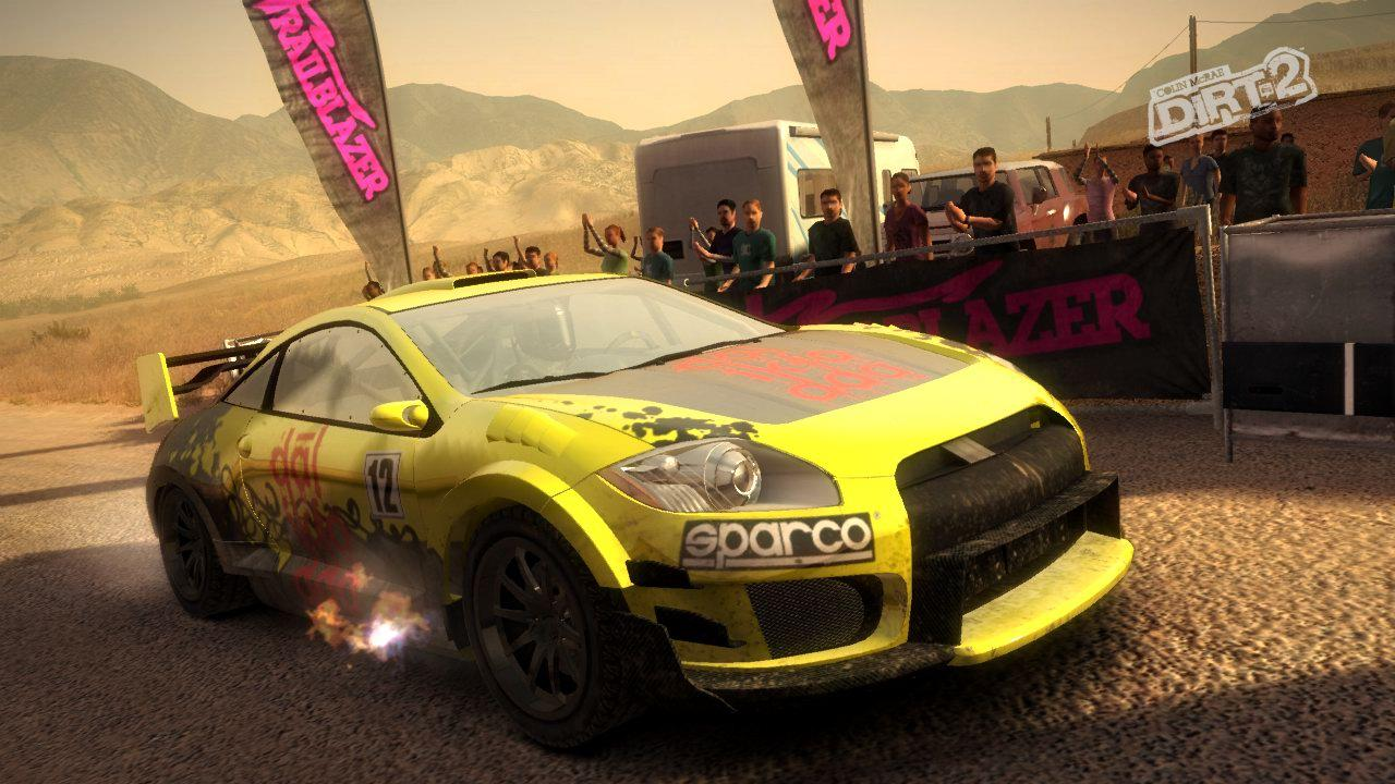 [30/08/09] 2009: Colin McRae Dirt 2 (with DirectX 11 support on the PC)