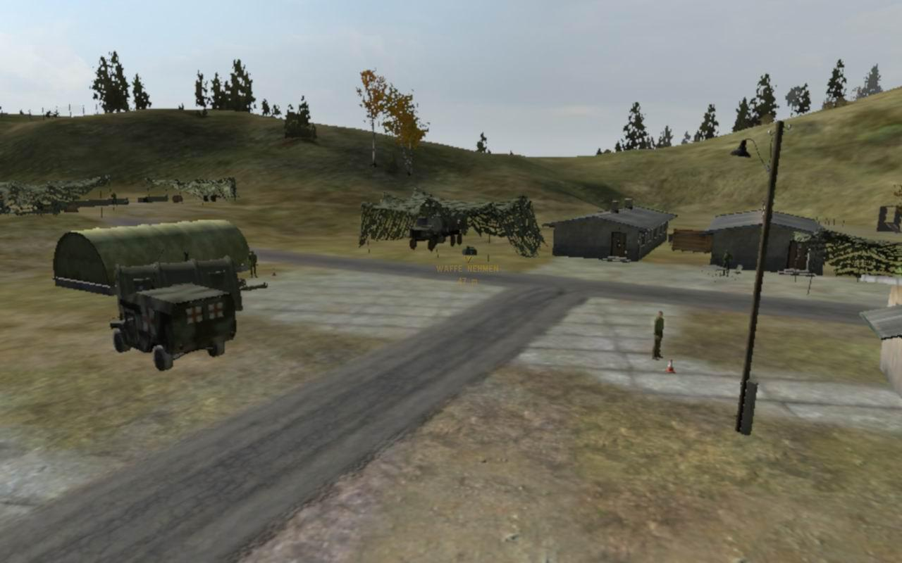 [16/10/09] Arma 2: Minimal graphics, suitable for dual-core CPU (Intel Pentium 4 3.0 GHz, Intel Core 2.0 GHz, AMD Athlon 3200+) and Shader Model 3 graphics card with 256 MiByte (Nvidia Geforce 7800 or Ati Radeon 1800).