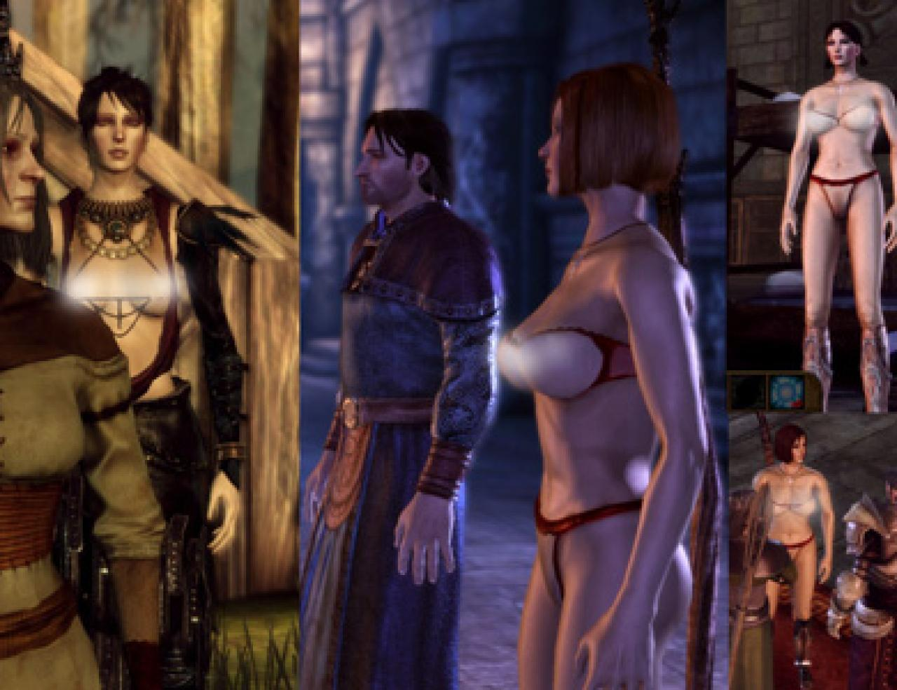 Dragon age 2 sex patch porno movie
