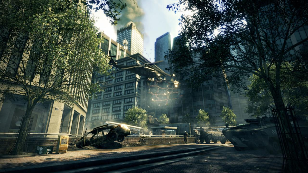[13/03/10] Crysis 2. Hopefully it'll be another technological milestone. Duke Nukem Forever may have poor graphics. Main thing I'll have it. (Raffael Vötter)
