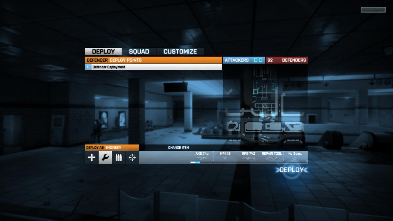 [27/09/11] Battlefield 3 Beta maxed 55 (70)