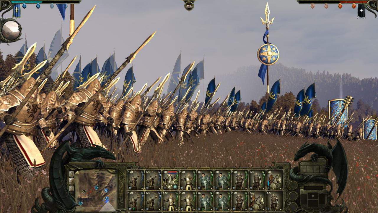 [04/01/12] King Arthur 2: Exklusive technical interview - More than 100.000 polygons on the battlefield (6)