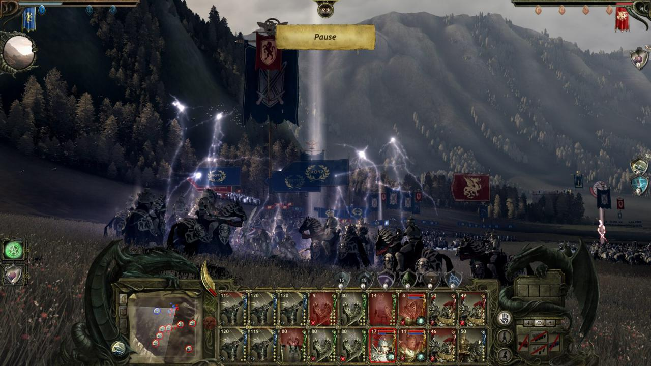 [04/01/12] King Arthur 2: Exklusive technical interview - More than 100.000 polygons on the battlefield (10)