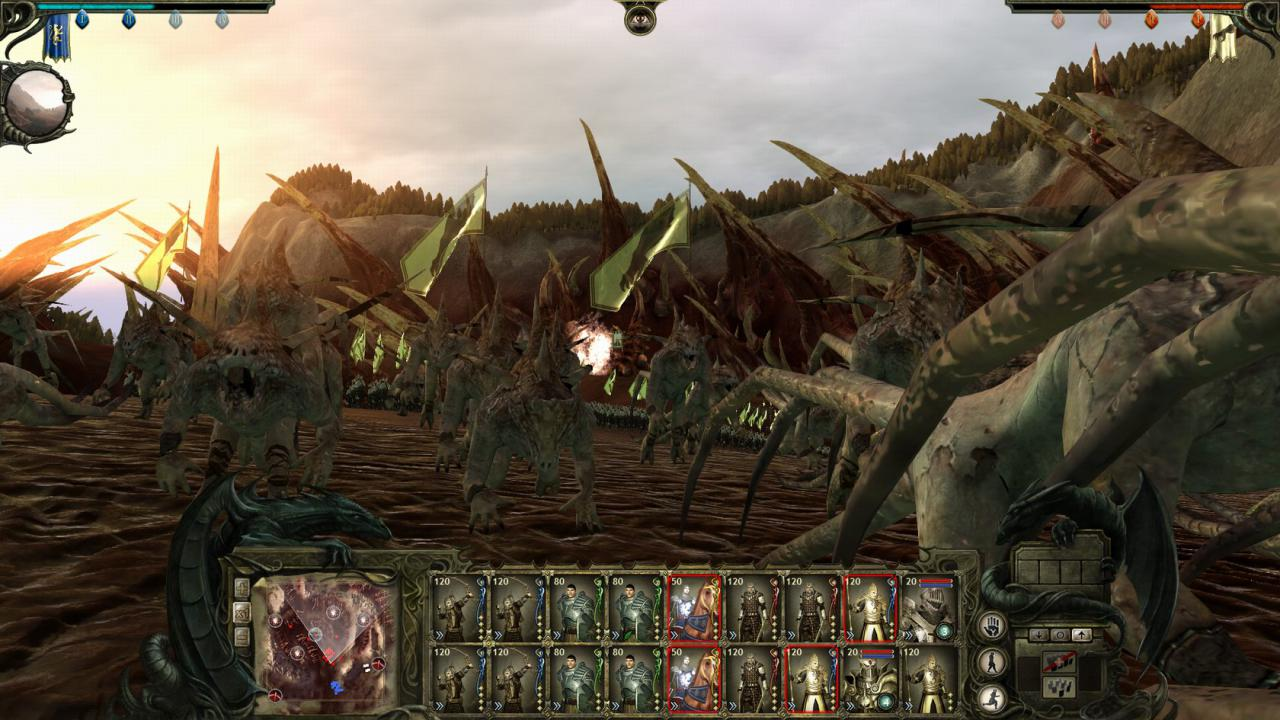 [04/01/12] King Arthur 2: Exklusive technical interview - More than 100.000 polygons on the battlefield (12)