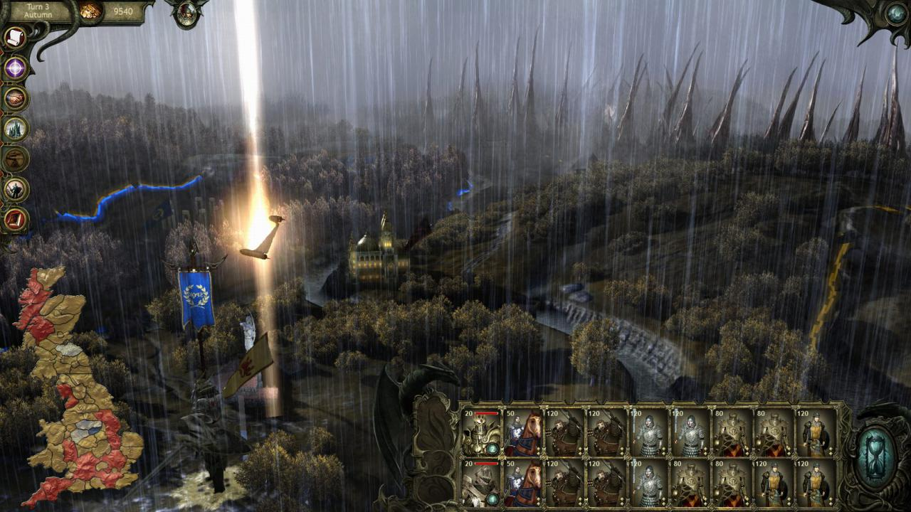 [04/01/12] King Arthur 2: Exklusive technical interview - More than 100.000 polygons on the battlefield (5)