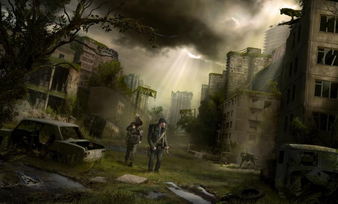 [13/06/12] Survarium - Interview with Vostok Games: All you will see in the game will look as real (1)