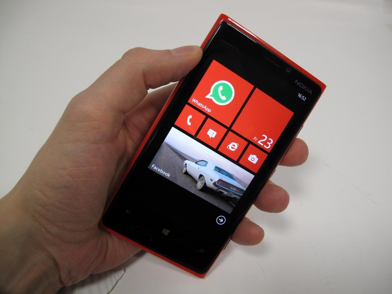 Lumia 920 im Test: Das Nokia-Smartphone mit Windows Phone 8