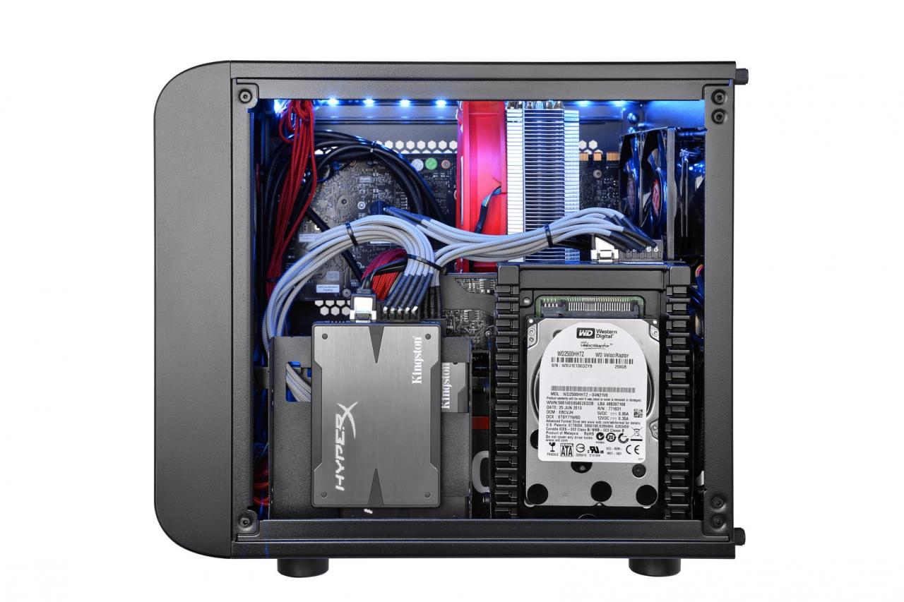 K Gaming Miniatx Build