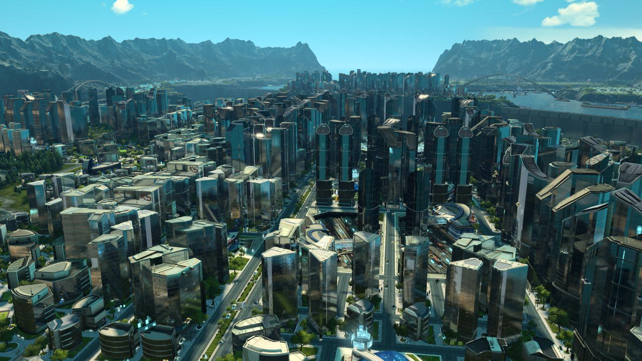 [18/06/15] Anno 2205: Screenshots in Ultra HD (8)