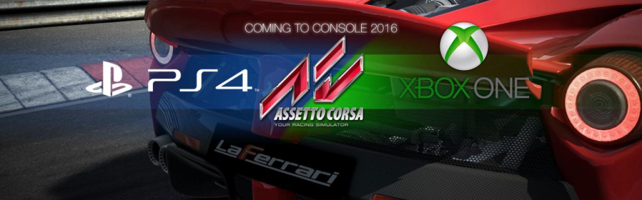 zum Thema Assetto Corsa