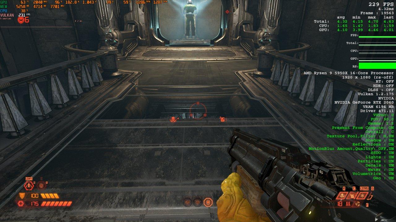 [wolfenstein 2 review]Doom Eternal jetzt mit Raytracing: Techniktest des RT(X)-Patches [Update]