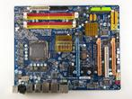 [b]Gigabyte EP45-DS4[/b]: P45 chipset on sample board (picture: PCGH)