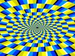 Actually this is Saturday entertainment – looking at those circling and billowing pictures with a hangover from Friday night. There is more at the [url=http://static.iftk.com.br/mt/2008/06/optical_illusions_amazing_ones.html]Source[/url].