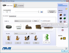 The [b]Realktek HD Audio-Manager[/b] offers multiple options for individual settings and applications.