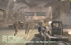 [b]Call of Duty 4: Modern Warfare[/b] - Scene from the PCGH benchmark.