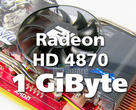 Radeon HD 4870 1 GiByte reviewed