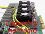Legendary Hardware (part 1): Mice, motherboards, graphics cards and chipsets