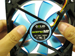 Gelid Wing UV Blue
