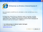 Internet Explorer 8 RC1 hat Probleme mit Windows XP SP3