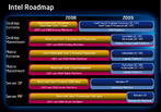 Intel: Roadmap für 2009