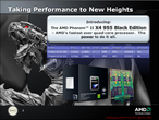 AMD: Phenom II X4 955: Features