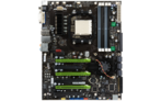 Nforce 980a SLI: Referenzdesign von Nvidia (1)