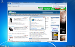 Windows 7 RTM: Der Internet Explorer 8 wird mit Windows 7 ausgeliefert.