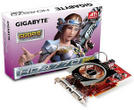 Gigabyte's Radeon HD 4770 with 512 MiByte (pictured) will be supported by a version with 1,024 MiByte VRAM.