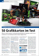 50 Grafikkarten im Windows-Test: PCGH Print 02/2010