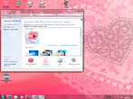 Windows 7 Download: Themepack zum Valentinstag