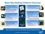 Intel Ivy Bridge: Folien mit Details zu Maho Bay  (1)