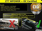 MSI Big Bang Z-Power: Neue Informationen und Bilder des Z77-Boards (1)