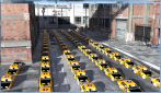 Brigade-2-Engine: Raytracing mit 1.024 Taxis im GTA-Stil (1)