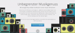 Google Play Music: Streaming-Dienst startet in Deutschland