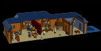 "The Secret of Monkey Island: Die ""Scumm""-Bar als Projekt bei Lego Ideas (2)"