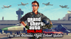 GTA Online: San-Andreas-Flight-School-Update integriert
