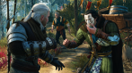 The Witcher 3: Wild Hunt - Sometimes you have to beat some sense into others.