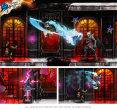 Ein Concept-Artwork zu Bloodstained: Ritual of the Night.