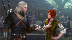 The Witcher 3 Wild Hunt Hearts of Stone I m sure the lumps nothing Geralt but I d rather not diagnose you at a party