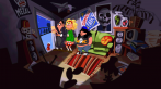 Day of the Tentacle Remastered: Maniac Mansion auch dabei (6)