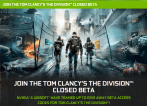 The Division Beta-Key: Nvidia verschenkt Beta Codes