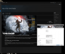 Rise of the Tomb Raider PC: Launcher mit DirectX-12-Option