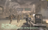 Screenshot zu Call of Duty 4: Modern Warfare - 2008/08/CoD4_Im_Sumpf_04xAA_16xAF_HD4870_Cat8.7b_8.52_.png