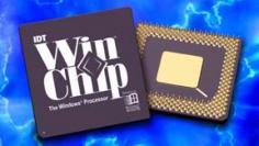 Der Winchip von IDT war für billige Windows-Rechner gedacht und lag preislich unter der Konkurrenz von Intel und AMD.
