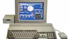 Commodore Amiga 500: Komplettes System